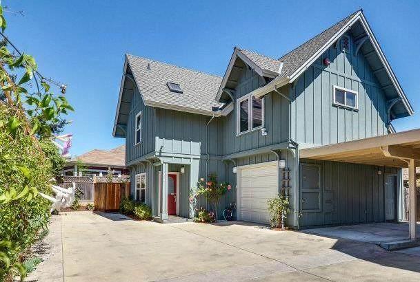 158 Doyle St, Santa Cruz, CA 95062 (#ML81816298) :: The Realty Society