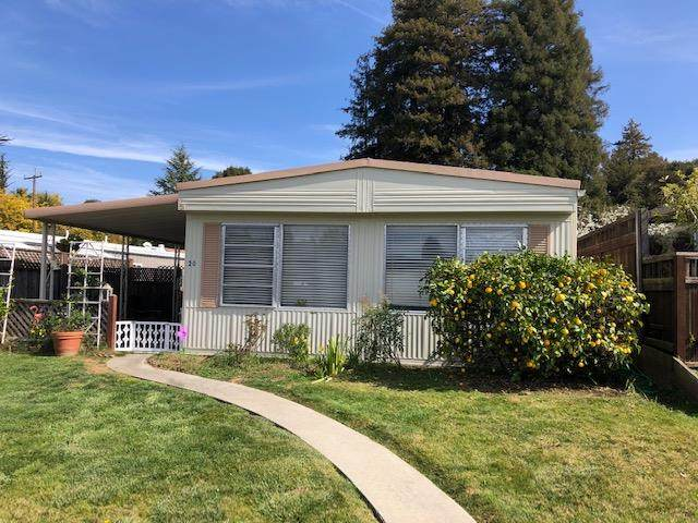 20 Oak Shadows Ln 20, Aptos, CA 95003 (#ML81816571) :: Strock Real Estate