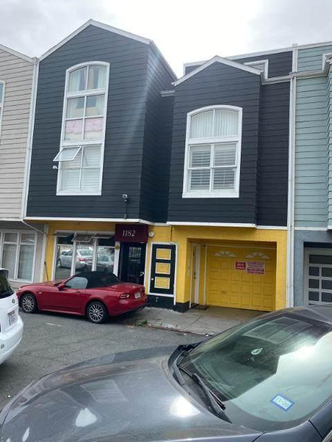 1180-82 Hillside Blvd, Daly City, CA 94014 (#ML81817314) :: Intero Real Estate