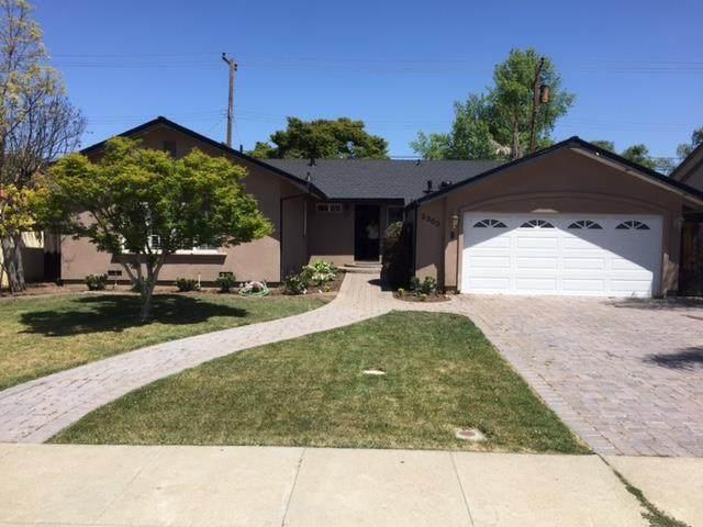 2303 Pruneridge Ave, Santa Clara, CA 95050 (#ML81817315) :: The Kulda Real Estate Group