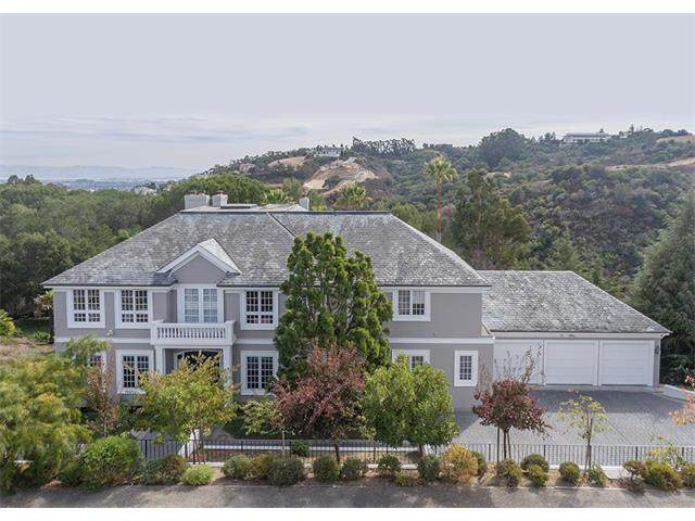 975 Tournament Dr, Hillsborough, CA 94010 (#ML81819108) :: The Kulda Real Estate Group