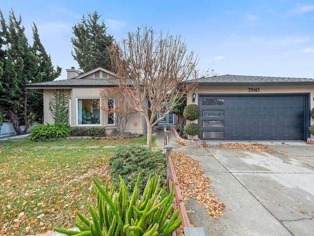 35143 Lucia St, Fremont, CA 94536 (#ML81822215) :: The Kulda Real Estate Group