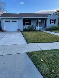 1530 Marcia Ave, San Jose, CA 95125 (#ML81825664) :: Schneider Estates