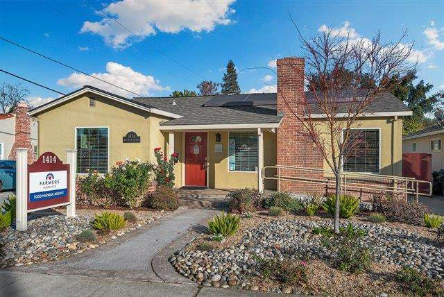 1414 Meridian Ave, San Jose, CA 95125 (#ML81825869) :: Schneider Estates