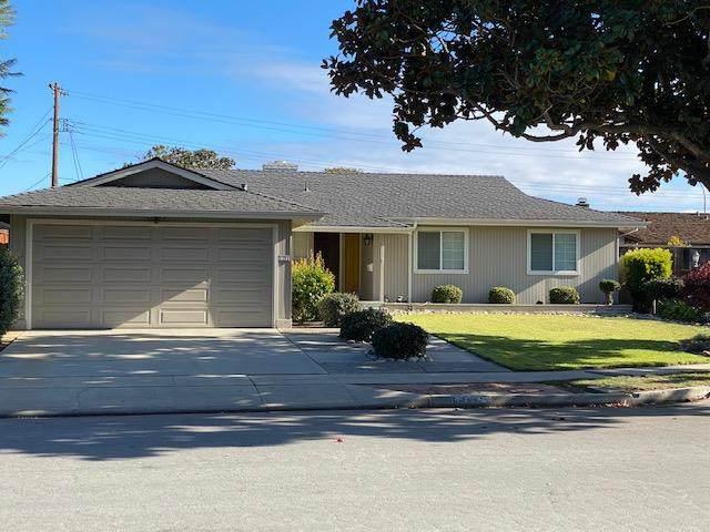 1191 San Mateo Dr, Salinas, CA 93901 (MLS #ML81825968) :: Compass