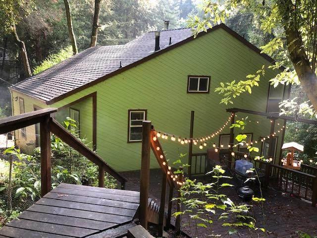 925 Brookside Way, Felton, CA 95018 (#ML81827190) :: The Kulda Real Estate Group