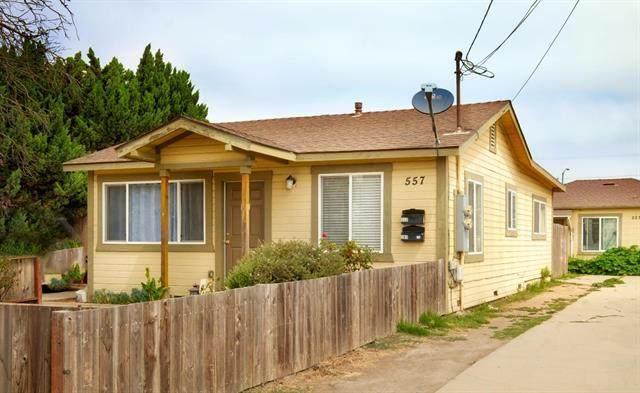 557 Santa Maria St, Salinas, CA 93905 (#ML81827651) :: Live Play Silicon Valley