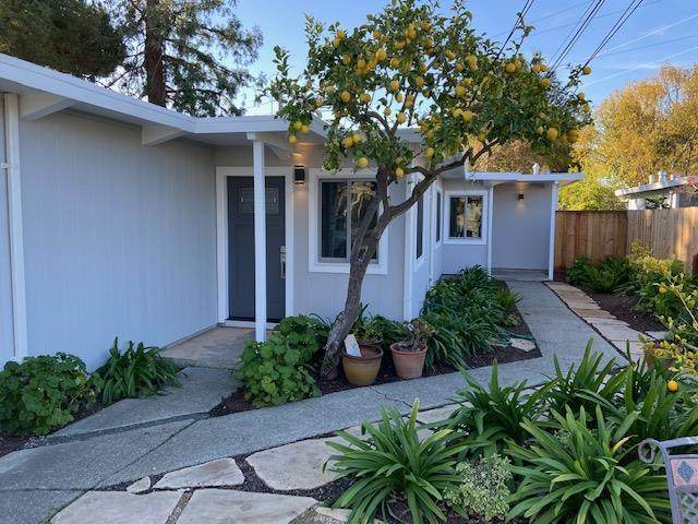 1119 Del Norte Ave, Menlo Park, CA 94025 (#ML81828866) :: Intero Real Estate