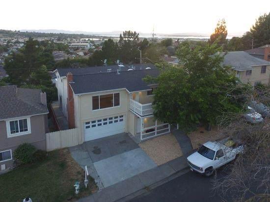 131 El Poco Pl, Vallejo, CA 94589 (MLS #ML81829508) :: Compass