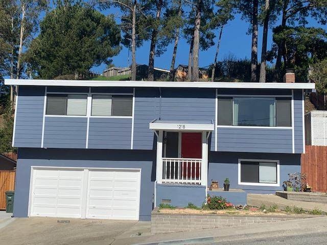 1218 Alicante Dr, Pacifica, CA 94044 (#ML81831082) :: The Kulda Real Estate Group