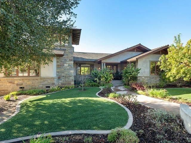 17348 E Vineland Ave, Monte Sereno, CA 95030 (#ML81831133) :: Real Estate Experts
