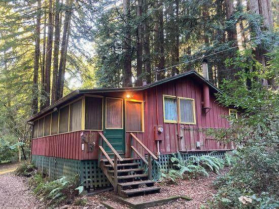 301 Redwood Dr, Boulder Creek, CA 95006 (#ML81831489) :: The Goss Real Estate Group, Keller Williams Bay Area Estates