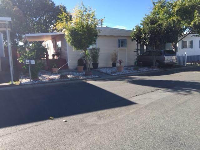 2150 Monterey Rd 272, San Jose, CA 95112 (#ML81832113) :: Strock Real Estate