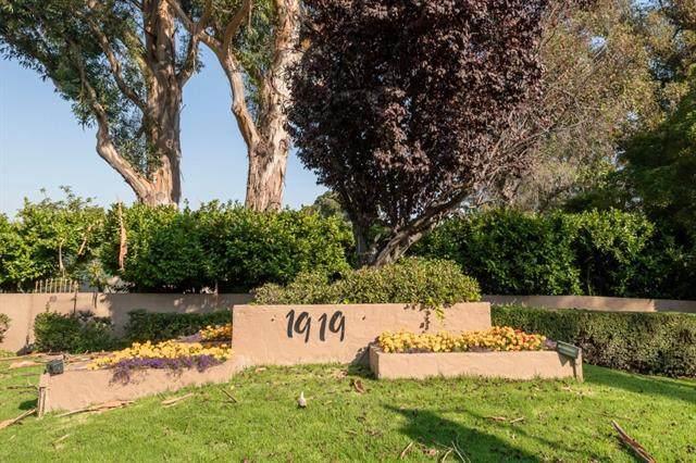 1919 Alameda De Las Pulgas 131, San Mateo, CA 94403 (#ML81832358) :: Olga Golovko
