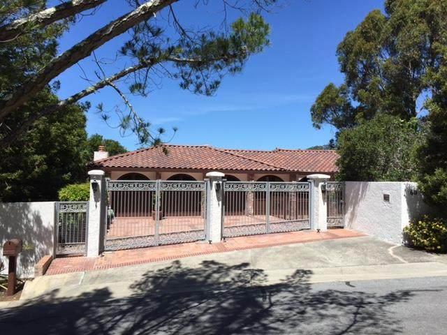60 Lookout Rd, Hillsborough, CA 94010 (#ML81834027) :: The Gilmartin Group