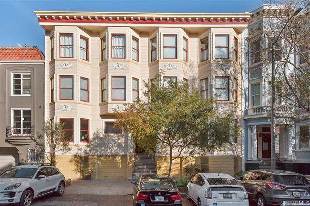 221 Noe St 9, San Francisco, CA 94114 (#ML81834424) :: The Realty Society