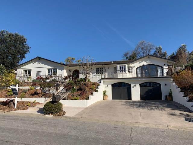 1050 Nottingham Way, Los Altos, CA 94024 (MLS #ML81837208) :: Compass