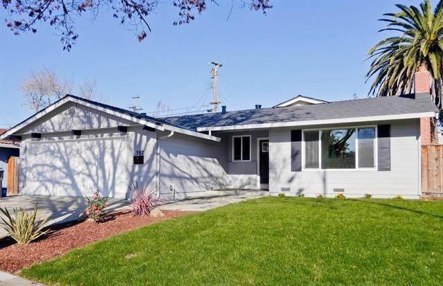 387 Herrick Ave, San Jose, CA 95123 (#ML81837985) :: Schneider Estates