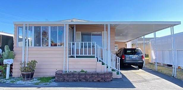 1075 Space Park Way 127, Mountain View, CA 94043 (#ML81838072) :: Intero Real Estate