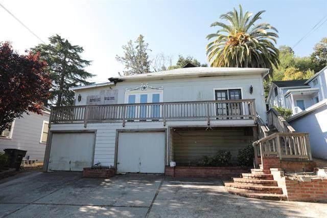 101 Broadway, Los Gatos, CA 95030 (#ML81839043) :: Intero Real Estate