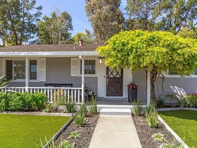 3674 Farm Hill Blvd, Redwood City, CA 94061 (#ML81839311) :: The Gilmartin Group