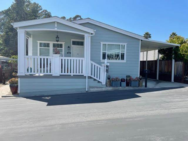100 N Rodeo Gulch Rd 134, Soquel, CA 95073 (#ML81839495) :: Schneider Estates