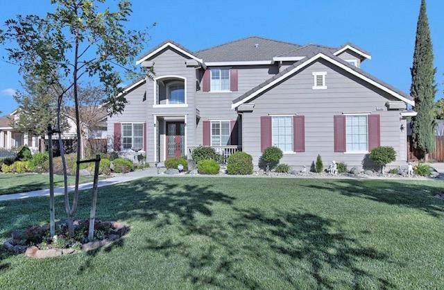 2702 Hawthorn Pl, Brentwood, CA 94513 (MLS #ML81839533) :: Compass