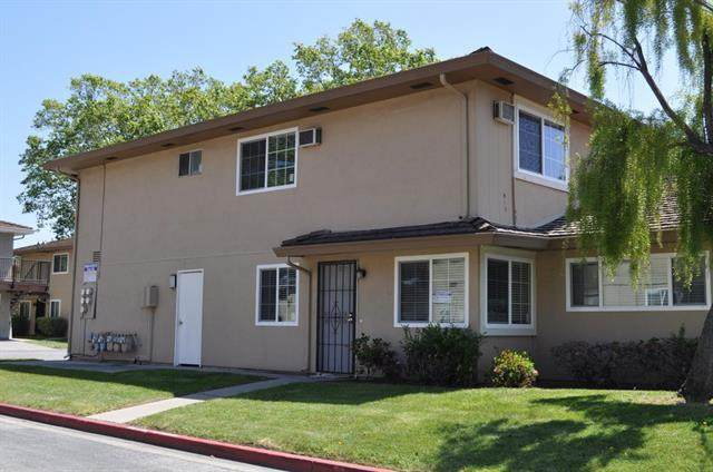 866 Gilchrist Dr 3, San Jose, CA 95133 (#ML81839754) :: Robert Balina | Synergize Realty