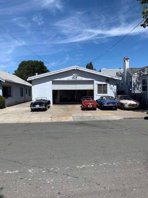 26 Anita Rd, Burlingame, CA 94010 (#ML81840878) :: The Kulda Real Estate Group