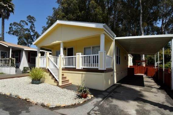 100 N Rodeo Gulch Rd 191, Soquel, CA 95073 (#ML81840895) :: Robert Balina | Synergize Realty