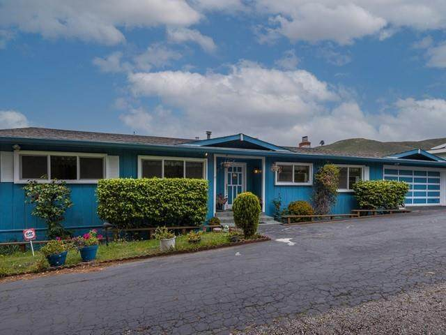 520 San Pablo Ter, Pacifica, CA 94044 (#ML81841215) :: The Kulda Real Estate Group