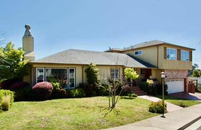 458 Briarwood Dr, South San Francisco, CA 94080 (#ML81842215) :: The Gilmartin Group