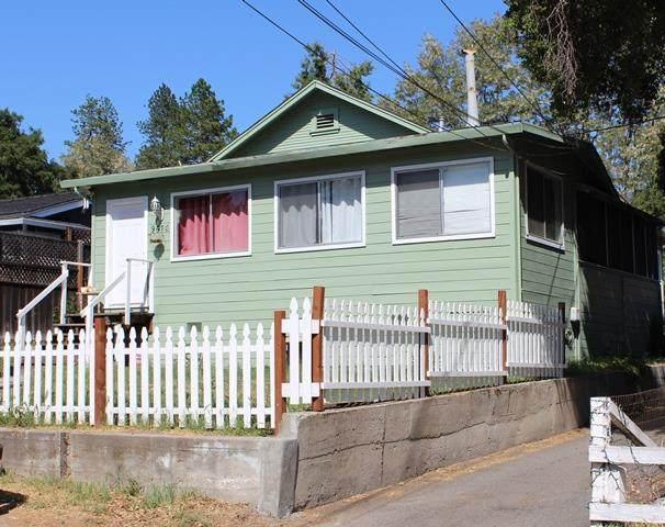9670 Brookside Ave, Ben Lomond, CA 95005 (MLS #ML81842531) :: Compass