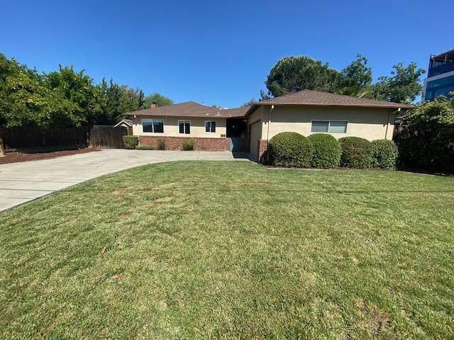 374 Spar Ave, San Jose, CA 95117 (#ML81843362) :: Real Estate Experts
