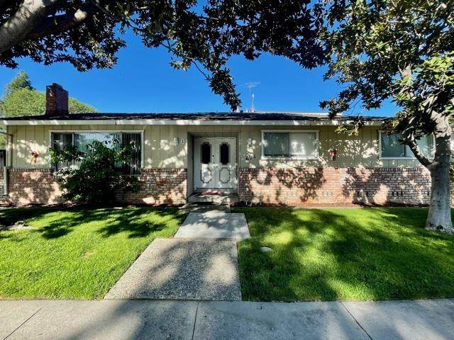 671 Nello Dr, Campbell, CA 95008 (#ML81843377) :: Robert Balina | Synergize Realty