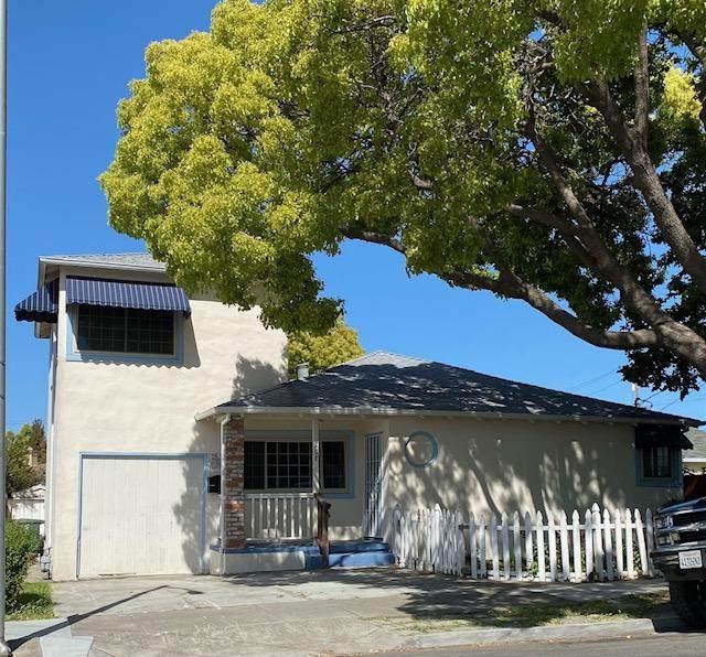208 N Humboldt St, San Mateo, CA 94401 (#ML81843798) :: The Gilmartin Group