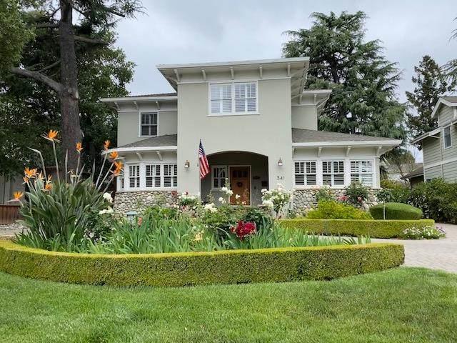 341 Los Gatos Blvd, Los Gatos, CA 95032 (#ML81843998) :: Live Play Silicon Valley
