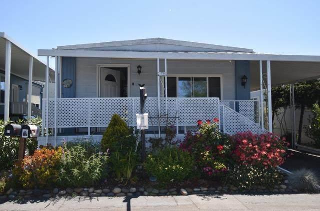 100 N Rodeo Gulch Rd 50, Soquel, CA 95073 (#ML81844952) :: Strock Real Estate