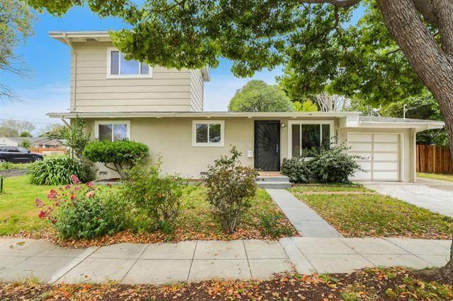 1307 Hill Ave, Menlo Park, CA 94025 (#ML81845216) :: Paymon Real Estate Group