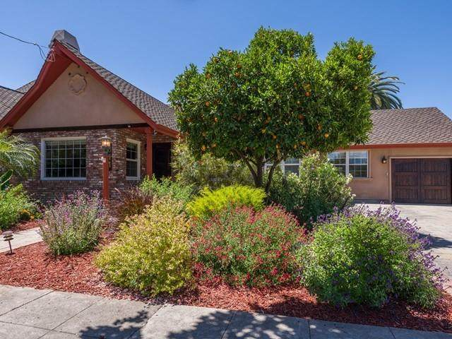 611 Hilmar St, Santa Clara, CA 95050 (#ML81846656) :: Real Estate Experts