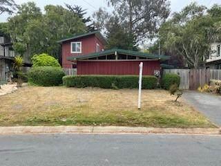 997 Benito Ct, Pacific Grove, CA 93950 (#ML81847450) :: Alex Brant