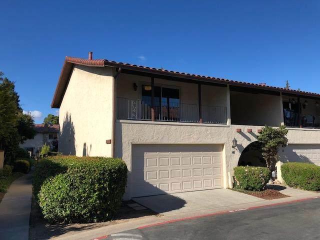 120 Carlton Ave 14, Los Gatos, CA 95032 (MLS #ML81848200) :: Compass