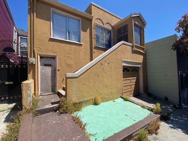 379 Crescent Ave, San Francisco, CA 94110 (#ML81848398) :: Real Estate Experts