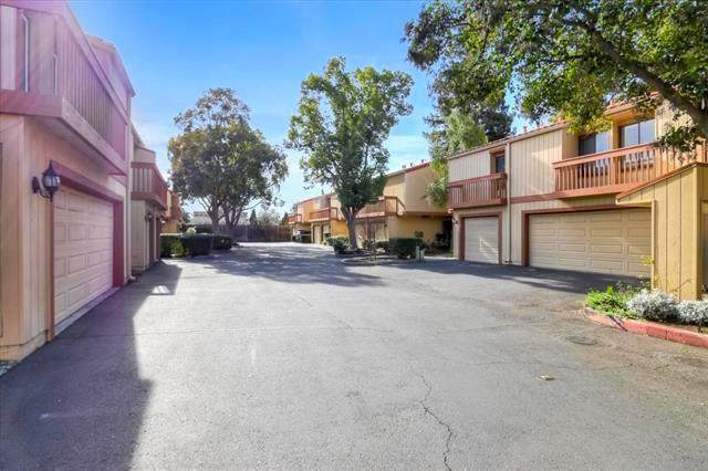 134 W Rincon Ave Q, Campbell, CA 95008 (#ML81850718) :: The Realty Society