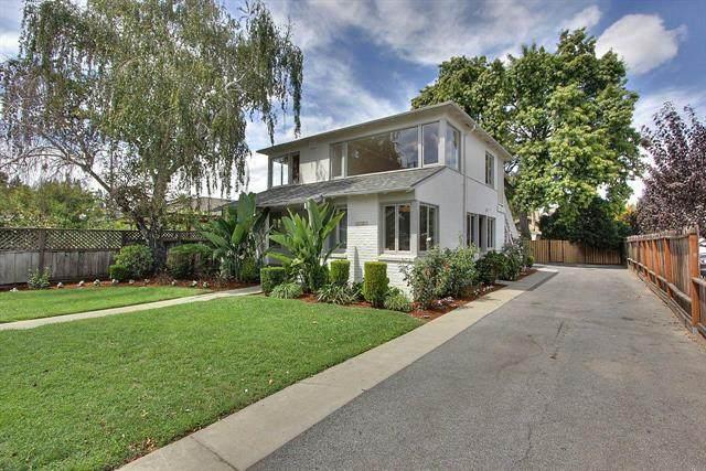 1121 Willow St, San Jose, CA 95125 (#ML81855355) :: Real Estate Experts