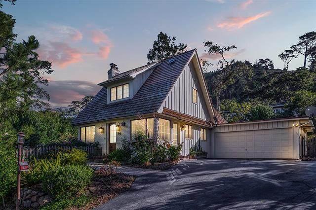 96 Oak Way, Carmel, CA 93923 (#ML81855438) :: The Sean Cooper Real Estate Group