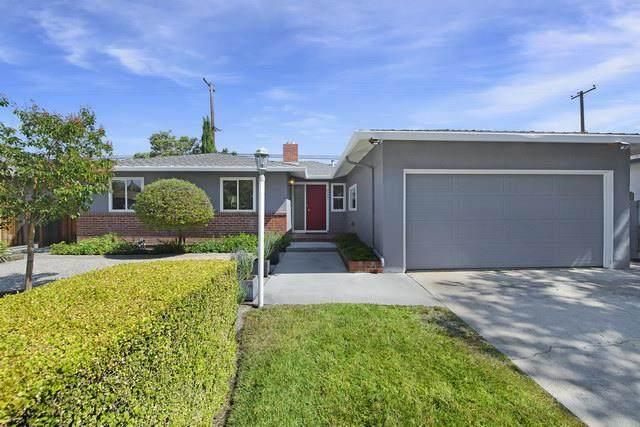 2281 Cabrillo Ave, Santa Clara, CA 95050 (#ML81856599) :: The Realty Society