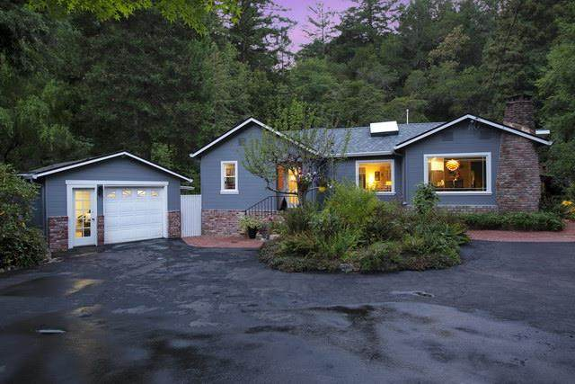 252 Either Way, Boulder Creek, CA 95006 (#ML81856602) :: Real Estate Experts