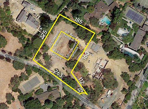 38 Sargent Ln, Atherton, CA 94027 (#ML81857354) :: The Kulda Real Estate Group