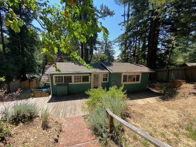 15 Skyline Dr, Woodside, CA 94062 (#ML81858850) :: Strock Real Estate